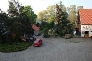 Der Röhlsche Hof - Erlebnisbauernhof in Wallwitz Sachsen-Anhalt - Hofansicht 2